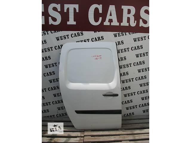 продам б/у Двери/багажник и компоненты Дверь боковая сдвижная Легковой Renault Kangoo 2009 бу в Луцке