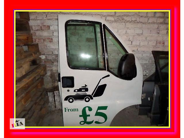продам Б/у Двери/багажник и компоненты Дверь передняя Грузовики Fiat Ducato бу в Стрые