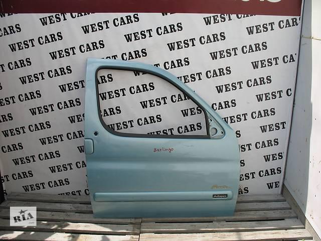 купить бу б/у Двери/багажник и компоненты Дверь передняя Легковой Citroen Berlingo в Луцке