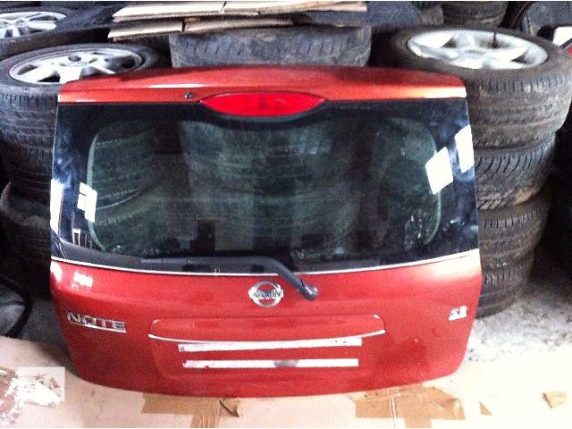 б/у Двери/багажник и компоненты Дверь передняя Легковой Хэтчбек Nissan Note 2008- объявление о продаже  в Львове