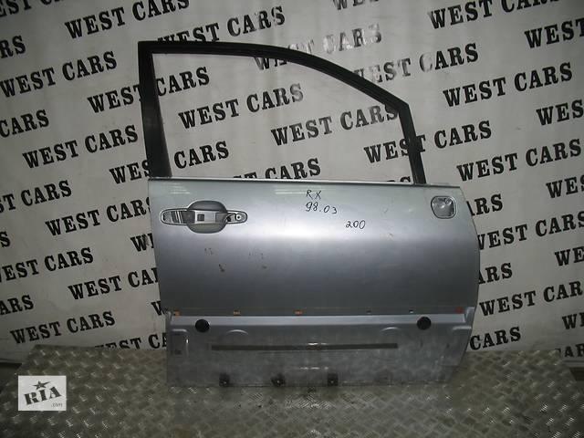 б/у Двери/багажник и компоненты Дверь передняя Легковой Lexus RX 2002- объявление о продаже  в Луцке