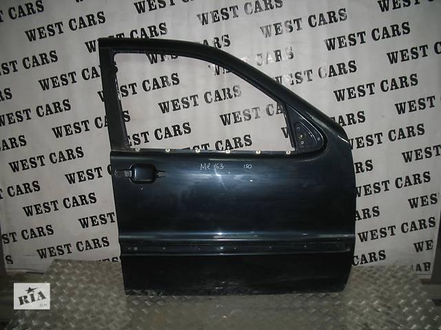 бу б/у Двери/багажник и компоненты Дверь передняя Легковой Mercedes ML-Class 2002 в Луцке