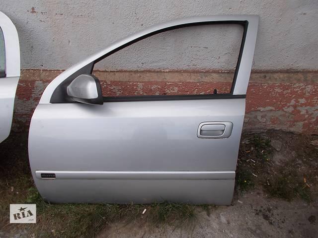 купить бу Б/у Двери/багажник и компоненты Дверь передняя Легковой Opel Astra G в Стрые