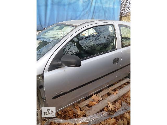 Б/у Дверь передняя Opel Corsa 2005- объявление о продаже  в Стрые