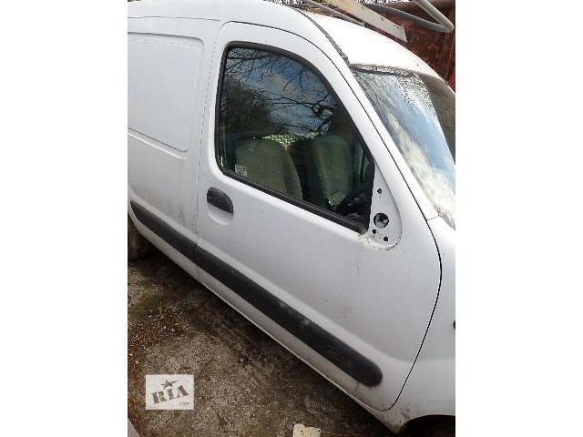 купить бу Б/у Двери/багажник и компоненты Дверь передняя Легковой Renault Kangoo 2001 в Стрые