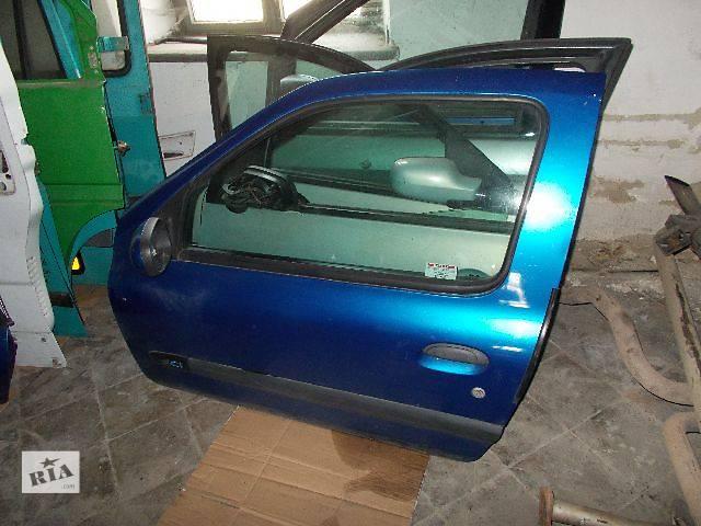 продам Б/у Дверь передняя Renault Clio бу в Стрые