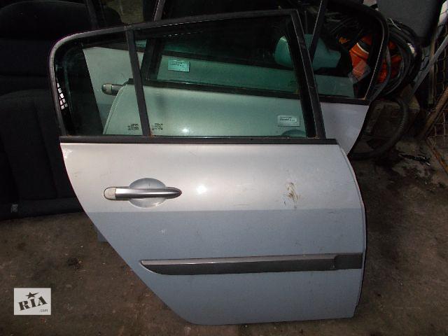 Б/у Дверь передняя/задняя Renault Megane- объявление о продаже  в Стрые