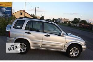 б/у Бампер задний Suzuki Grand Vitara