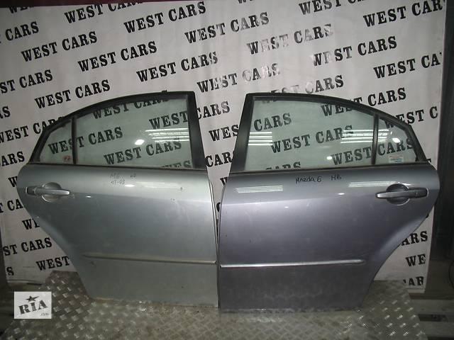 продам б/у Двери/багажник и компоненты Дверь задняя Легковое авто Mazda 6 Hatchback 2005 бу в Луцке