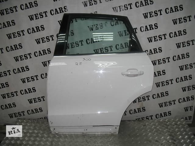 купить бу б/у Двери/багажник и компоненты Дверь задняя Легковой Audi Q5 в Луцке