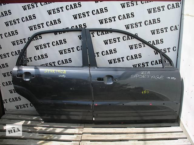 бу б/у Двери/багажник и компоненты Дверь задняя Легковой Kia Sportage 2007 в Луцке