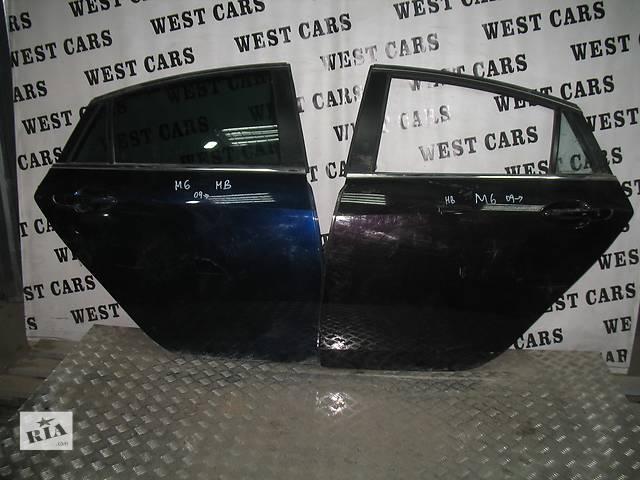 купить бу б/у Двери/багажник и компоненты Дверь задняя Легковой Mazda 6 2008 в Луцке