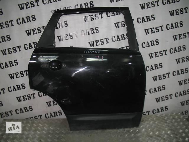 бу б/у Двери/багажник и компоненты Дверь задняя Легковой Nissan Qashqai+2 в Луцке