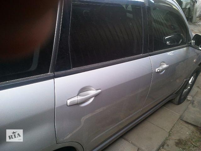 бу Б/у дверь задняя для легкового авто Mitsubishi Outlander 2,4 В НАЛИЧИИ!!!! в Львове