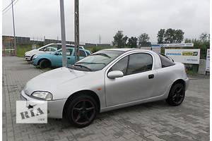б/у Вентиляторы осн радиатора Opel Tigra