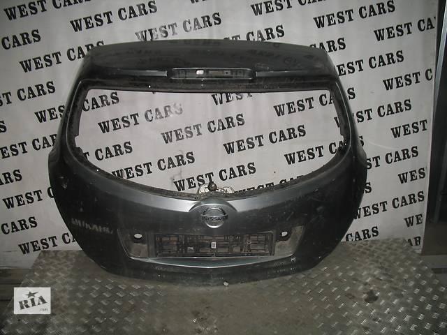 купить бу б/у Двери/багажник и компоненты Крышка багажника Легковое авто Nissan Murano 2006 в Луцке