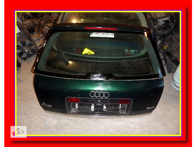 бу Б/у Двери/багажник и компоненты Крышка багажника Легковой Audi A6 в Стрые