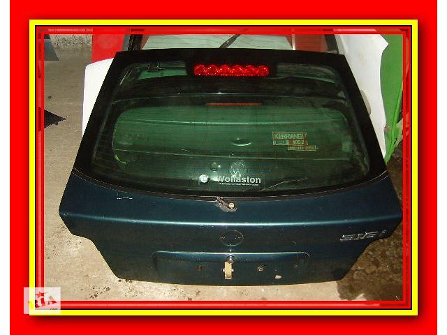 продам Б/у Двери/багажник и компоненты Крышка багажника Легковой BMW 316 Купе бу в Стрые