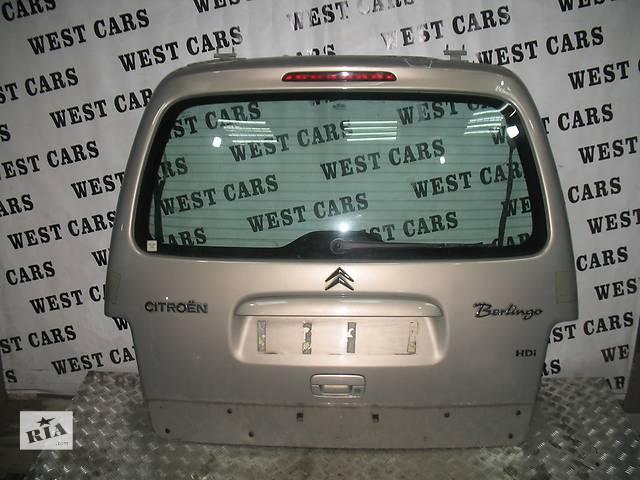 продам б/у Двери/багажник и компоненты Крышка багажника Легковой Citroen Berlingo 2005 бу в Луцке