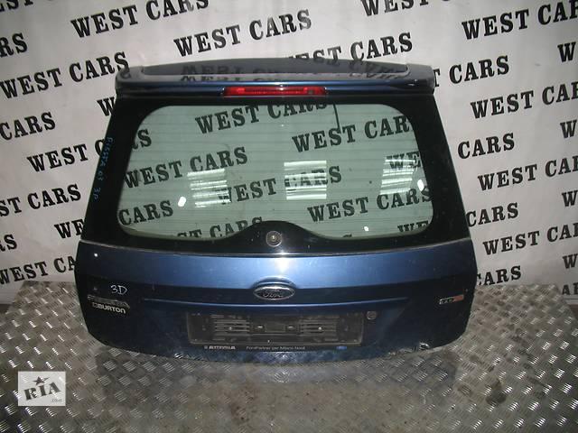 бу б/у Двери/багажник и компоненты Крышка багажника Легковой Ford Fiesta 2006 в Луцке