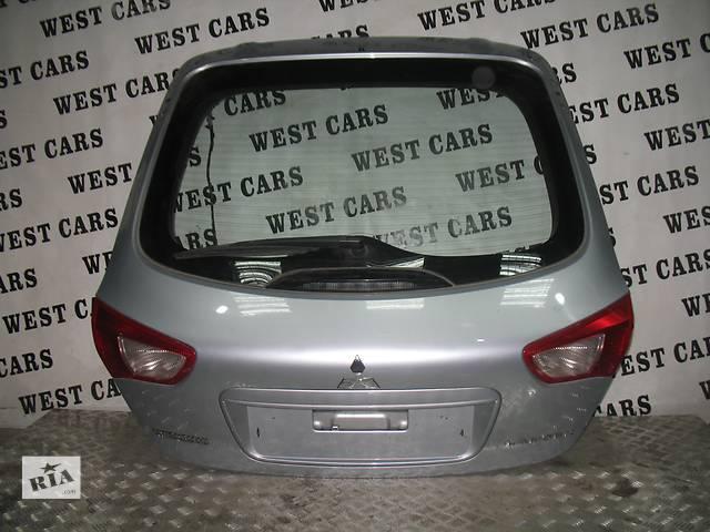 продам б/у Двери/багажник и компоненты Крышка багажника Легковой Mitsubishi Lanser X Sportback бу в Луцке