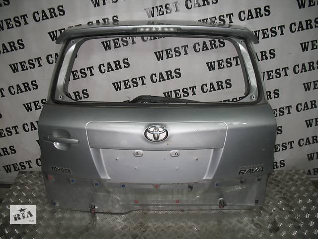 купить бу б/у Двери/багажник и компоненты Крышка багажника Легковой Toyota Rav 4 2008 в Луцке