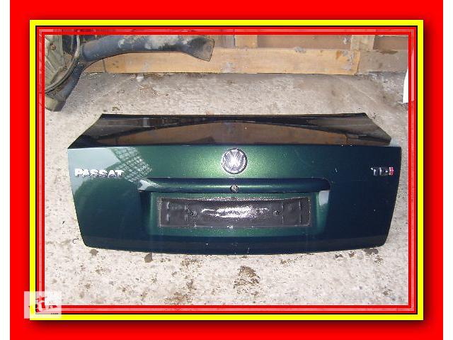 Б/у Крышка багажника Volkswagen Passat (все)- объявление о продаже  в Стрые