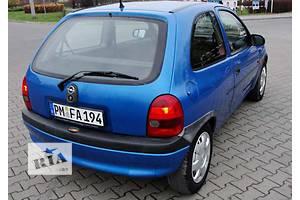 б/у Балки задней подвески Opel Corsa
