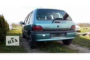 б/у Фонарь задний Renault Clio
