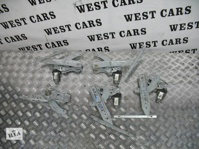 купить бу б/у Двери/багажник и компоненты Стеклоподъемник Легковой Nissan Note в Луцке