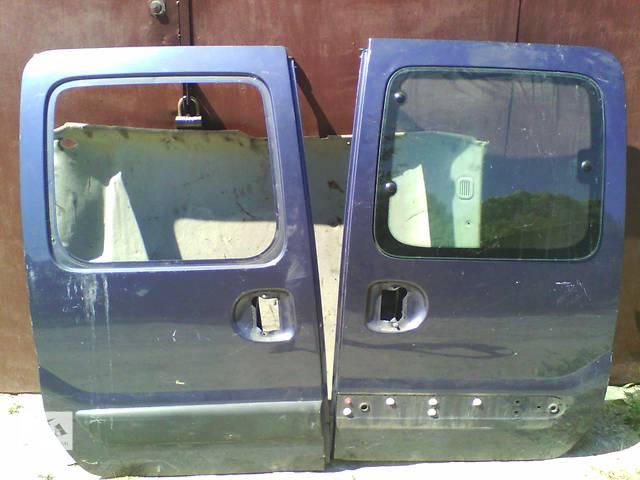 Б/у двери боковые сдвижные Renault Kangoo 2003- объявление о продаже  в Броварах