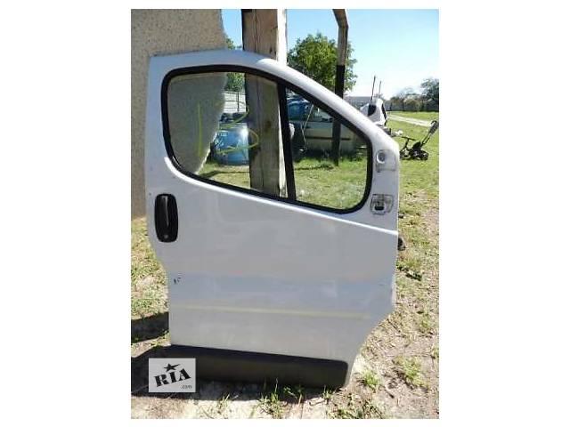 купить бу Б/у Двери дверь Renault Trafic Opel Vivaro Nissan Primastar 01-14 Трафик в Ковеле