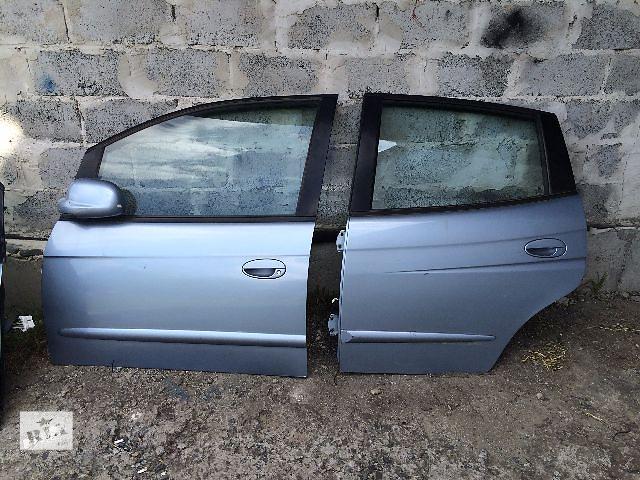 купить бу б/у Двери левые перед и зад Chevrolet Tacuma 2006 в Львове