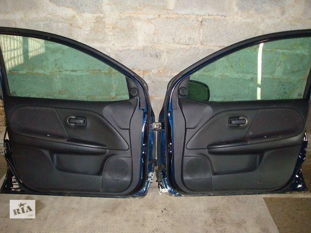 продам б/у Двері/ передні Nissan Note Седан 2003 бу в Львове