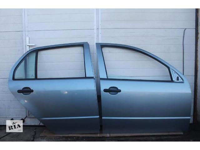 продам б/у Двери передние и Задние Правые Хэтчбек Skoda Fabia 2004 бу в Львове