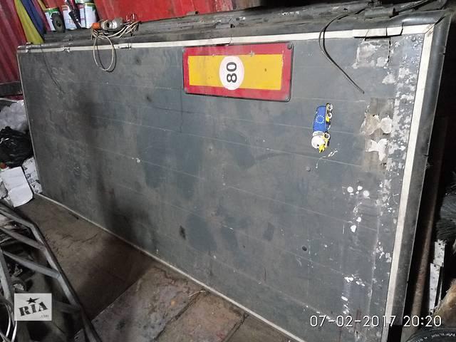 Б/у двери зад. для прицепа.- объявление о продаже  в Одессе