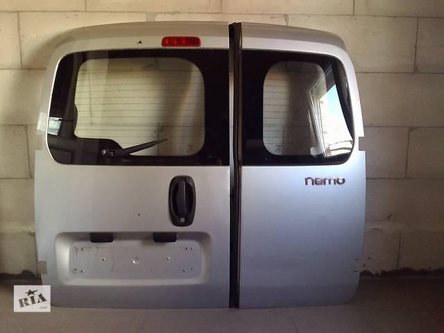 продам Б/у Двери задние Комплектные Citroen Nemo Bipper Fiorino Qubo бу в Хмельницком