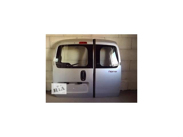 продам Б/у Двери задние Комплектные Peugeot Bipper Nemo Fiorino Qubo бу в Хмельницком