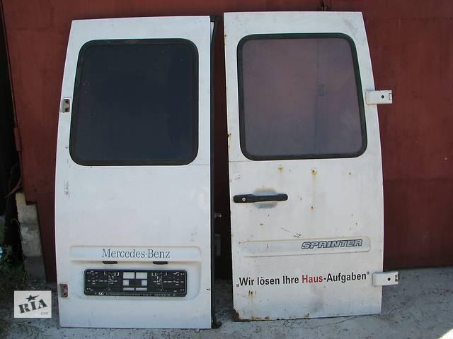 продам Б/у двери задние Mercedes Sprinter 1996 бу в Броварах