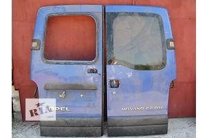 б/у Двери задние Opel Movano груз.
