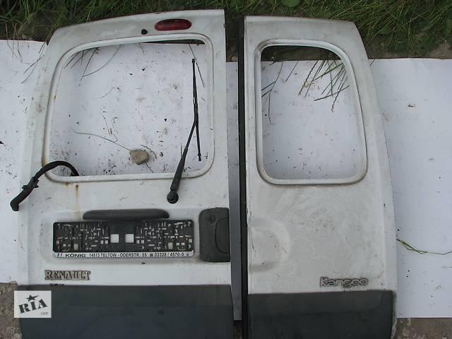 продам Б/у двери задние Renault Kangoo бу в Броварах