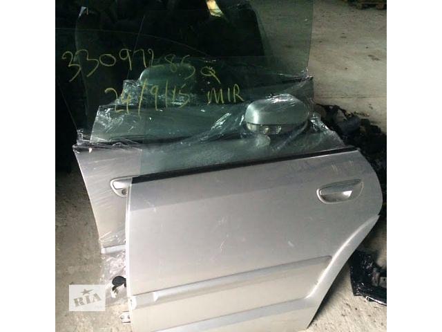 продам Б/у двери  задние  Subaru Outback 2003-2007 бу в Львове