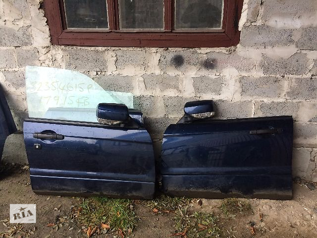 продам б/у Двери задние и передние правые Subaru Forester 2005-2008 бу в Львове