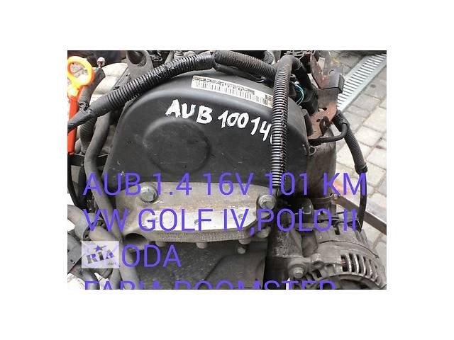 бу Б/у Двигатель 1.4 AUB Volkswagen Polo Seat Arosa Seat Cordoba Škoda Fabia в Киеве