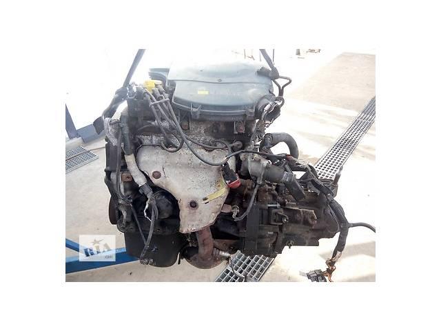 купить бу Б/у Двигатель 1.4i 8V E7JC634 Renault Kangoo в Киеве
