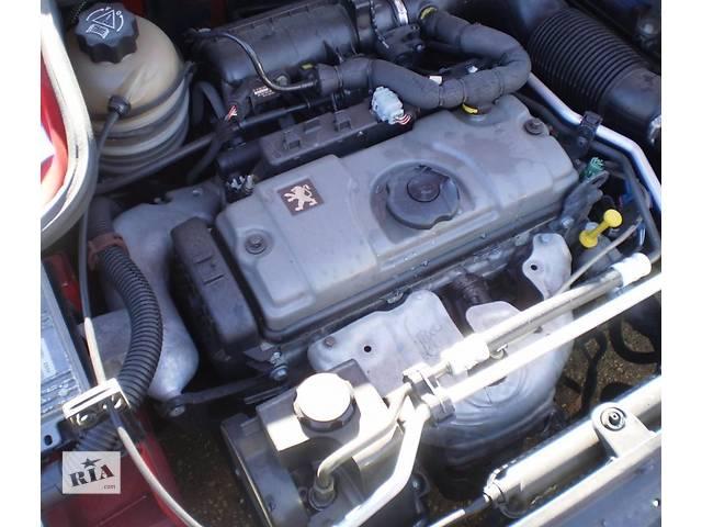 продам Б/у двигатель 1.6 benzyn peugeot 206 hatchback (5d) бу в Владимир-Волынском