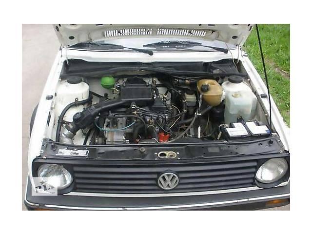 бу Б/у двигатель 1.6 benzyn volkswagen golf ii в Владимир-Волынском