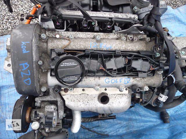 купить бу б/у Двигун 1.6 BFQ Skoda Oktavia  Volkswagen Bora, Golf 4 в Львове