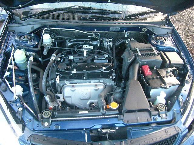 бу Б/у двигатель 1.6  Mitsubishi Lancer в Львове