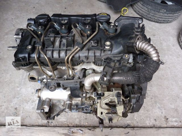 бу б/у Двигатель 1.6 tdci Ford Focus mk2 2004-2007р в Львове